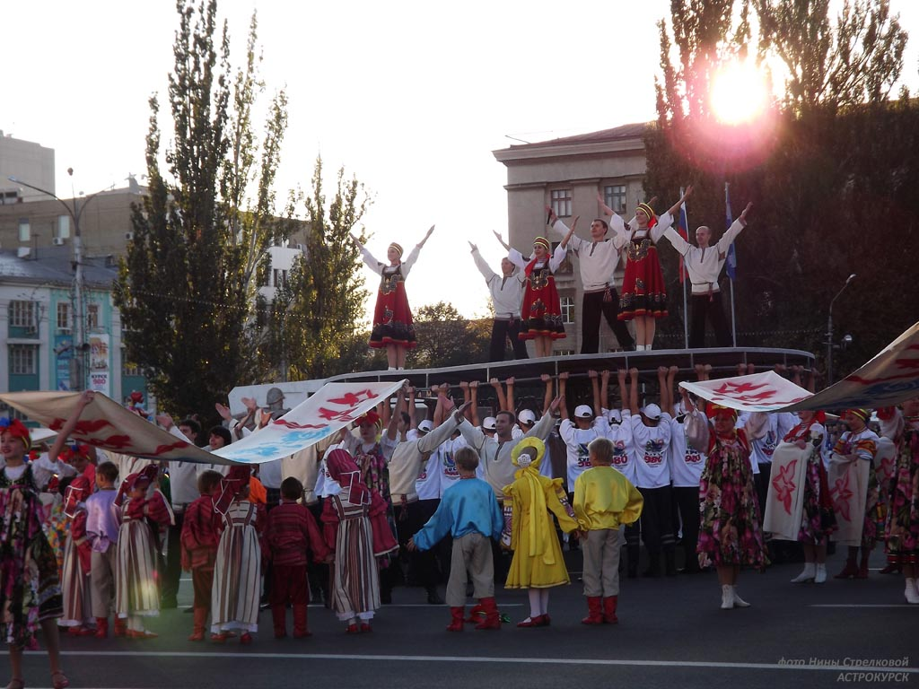 День города в Курске объявили выходным днём