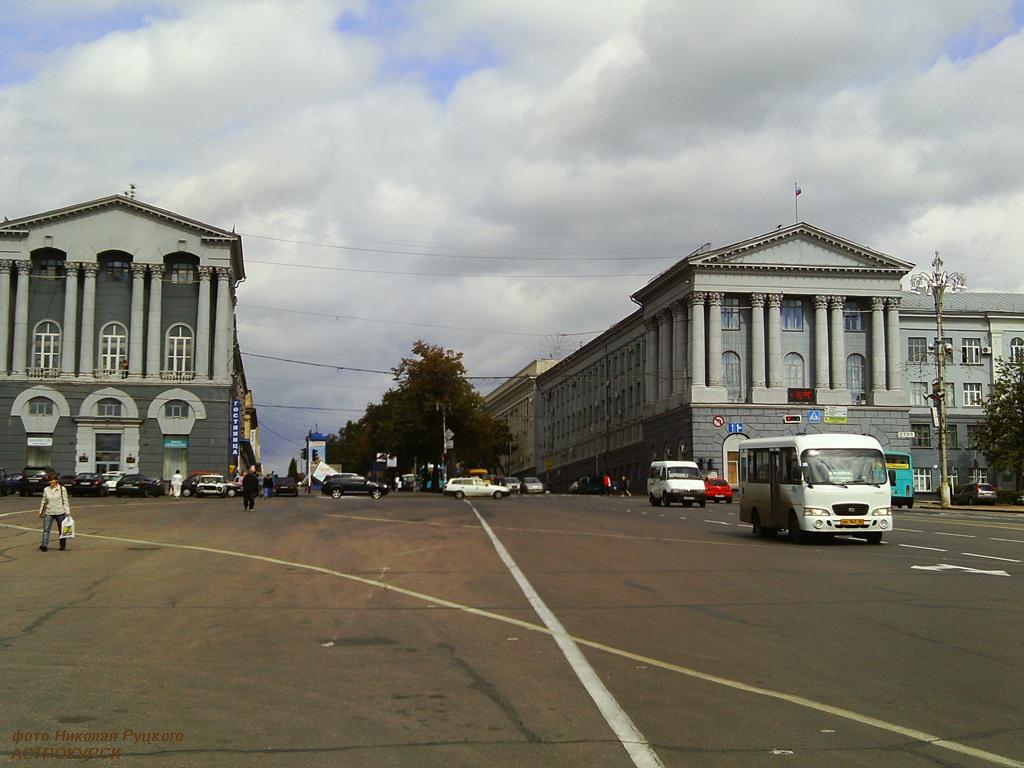 фото красная площадь курска